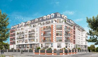 Gagny programme immobilier neuve « Parenthèse Citadine 1 »  (2)