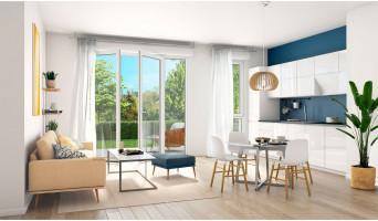 Gagny programme immobilier neuve « Parenthèse Citadine 1 »  (3)