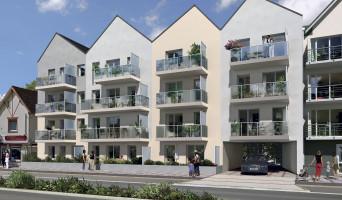 Cucq programme immobilier neuve « Latitude Sud »
