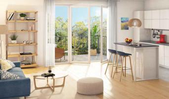 Saint-Jacques-de-la-Lande programme immobilier neuve « Côté Roazhon »  (3)