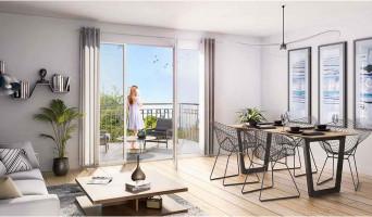 Saint-Jacques-de-la-Lande programme immobilier neuve « Côté Roazhon »  (4)