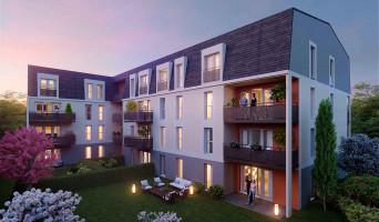 Gretz-Armainvilliers programme immobilier neuve « Les Arborées »  (2)