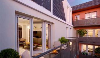 Gretz-Armainvilliers programme immobilier neuve « Les Arborées »  (3)