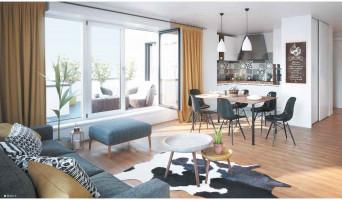 Gretz-Armainvilliers programme immobilier neuve « Les Arborées »  (4)