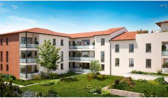 Castanet-Tolosan programme immobilier neuve « Le Philharmony »  (2)