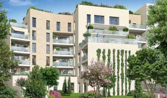 Lyon programme immobilier neuve « L'Egérie »