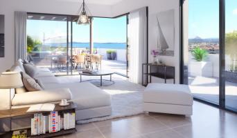 Cagnes-sur-Mer programme immobilier neuve « Grey Pearl »