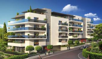Cagnes-sur-Mer programme immobilier neuve « Grey Pearl »  (2)