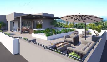 Cagnes-sur-Mer programme immobilier neuve « Grey Pearl »  (3)