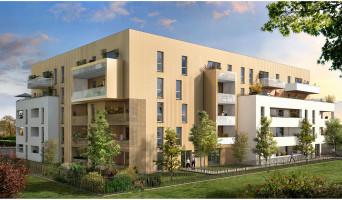 Toulouse programme immobilier neuve « Les Terrasses de l'Ormeau »  (2)