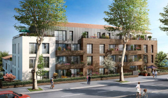 Toulouse programme immobilier neuve « Carré des Ifs »