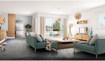Toulouse programme immobilier neuve « Carré des Ifs »  (2)