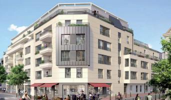 Suresnes programme immobilier neuve « L'Aramis »