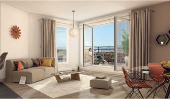 Suresnes programme immobilier neuve « L'Aramis »  (2)