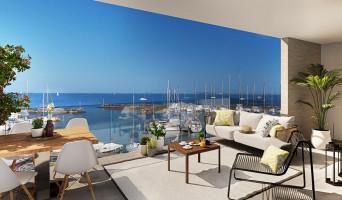 Marseillan programme immobilier rénové « Millésime » en loi pinel