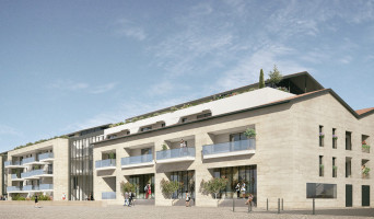 Marseillan programme immobilier neuve « Millésime » en Loi Pinel  (2)