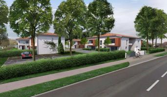 Fonsorbes programme immobilier neuve « Le Domaine des Albizias »