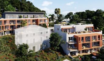 Nice programme immobilier neuve « Azur et Sens »