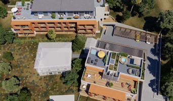 Nice programme immobilier neuve « Azur et Sens »  (2)