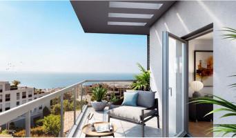 Nice programme immobilier rénové « Bay View » en loi pinel