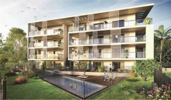 Nice programme immobilier neuve « Bay View » en Loi Pinel  (2)