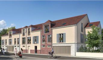 Nogent-sur-Oise programme immobilier neuve « Résidence Papyrus »