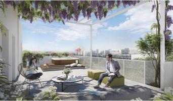 Beauzelle programme immobilier neuve « Origin » en Loi Pinel  (3)
