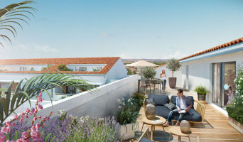 Toulouse programme immobilier rénové « Les Jardins de Joséphine » en loi pinel