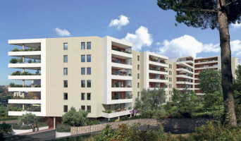 Marseille programme immobilier neuve « Programme immobilier n°214669 » en Loi Pinel  (2)