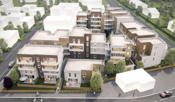 Mérignac programme immobilier neuve « Kübøa »  (2)