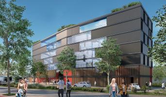 Pierrefitte-sur-Seine programme immobilier neuve « Campus Léna »