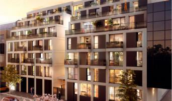 Issy-les-Moulineaux programme immobilier neuve « Carré Peupliers »