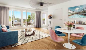 Issy-les-Moulineaux programme immobilier neuve « Carré Peupliers »  (3)