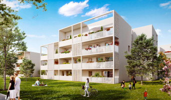Mérignac programme immobilier neuve « Arborësens »