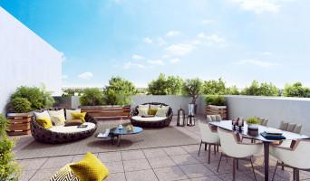 Mérignac programme immobilier neuve « Arborësens »  (2)