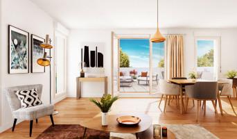 Mérignac programme immobilier neuve « Arborësens »  (3)