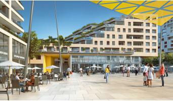 Bordeaux programme immobilier neuf « BordoScena » en Loi Pinel