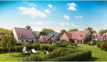 Bauvin programme immobilier neuve « Le Domaine des Vergers »