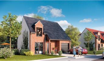 Bauvin programme immobilier neuve « Le Domaine des Vergers »  (2)