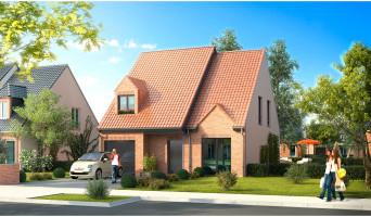 Bauvin programme immobilier neuve « Le Domaine des Vergers »  (3)