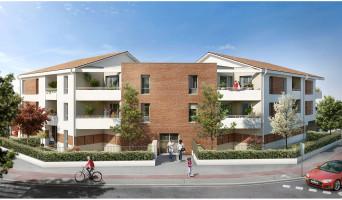Toulouse programme immobilier neuve « Le Cygne d'Argent »