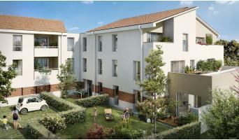 Toulouse programme immobilier neuve « Le Cygne d'Argent »  (2)