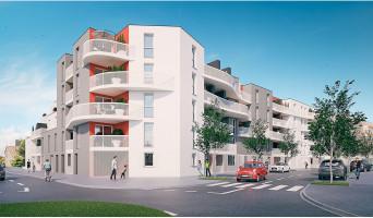 Toulouse programme immobilier neuve « Préface » en Loi Pinel  (2)