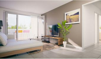 Toulouse programme immobilier neuve « Préface » en Loi Pinel  (5)