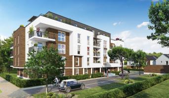 Orléans programme immobilier neuf « Le Clos Saint Louis