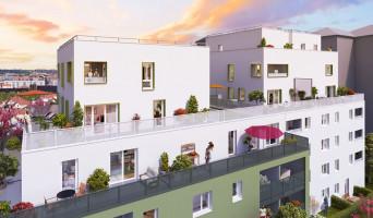 Villeurbanne programme immobilier neuve « Atyka »  (2)
