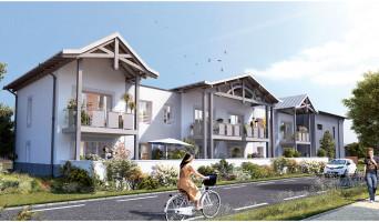 La Teste-de-Buch programme immobilier neuve « Le Parc de la Séoube Bât. 7 »