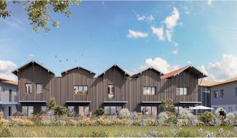 La Teste-de-Buch programme immobilier neuve « Le Parc de la Séoube Bât. 7 »  (2)