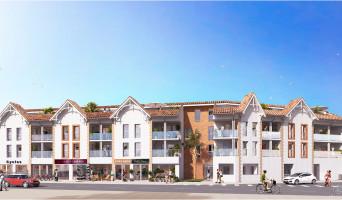 Lacanau programme immobilier neuve « Les Embruns »