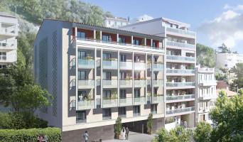 Nice programme immobilier neuve « Nouvelle Vague »